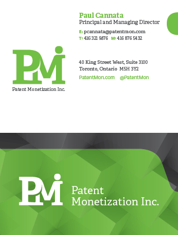 PMI Business Cards