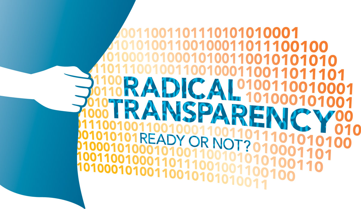 Radical Transparency Conference Theme